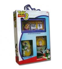 Set regalo hucha + reloj despertador + portafotos toy story