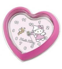 Despertador corazón Hello Kitty
