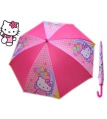 Paraguas Hello Kitty 48 cm. automatico