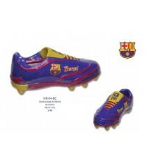 Hucha bota resina F.C. Barcelona