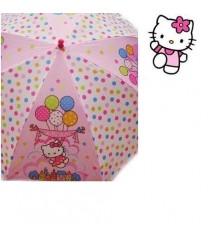 Paraguas Hello Kitty 48 cm. automático