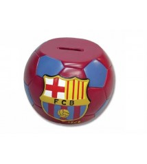 Hucha balón resina F. C. Barcelona
