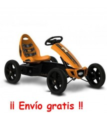 Kart a pedales Berg Rally Orange