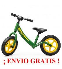 Bicicleta sin pedales Berg Biky John Deere